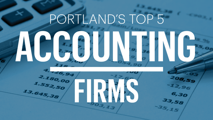 List Leaders: Adding up Portland's top 5 accounting firms