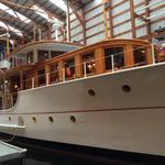 Historic luxury yacht Olympus leaving Seattle after almost 70 years, sailing for New York (Photos)