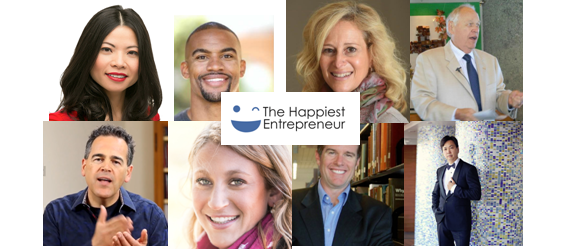 The Happiest Entrepreneurs - Live Event! Learn The Strategies and Habits of Happiness in Business
