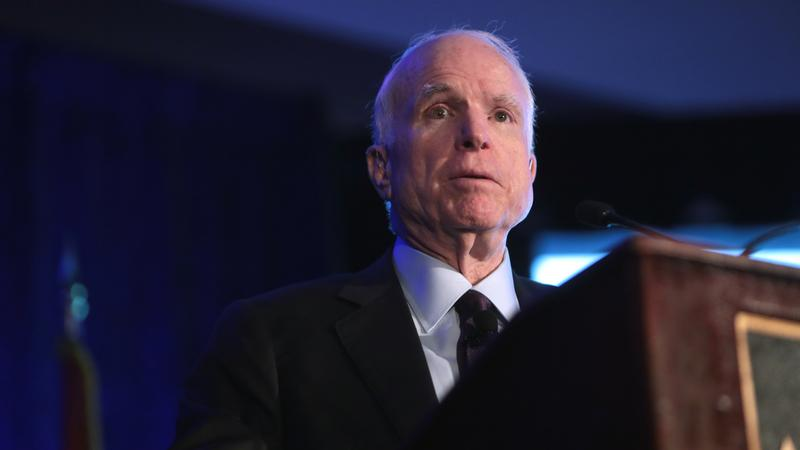 Health care: Action delayed by McCain's absence