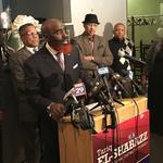 Tariq El-Shabazz announces candidacy to be <strong>Philadelphia</strong>'s next DA