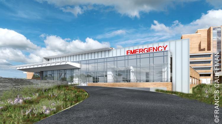 Lankenau Hospital Emergency Room