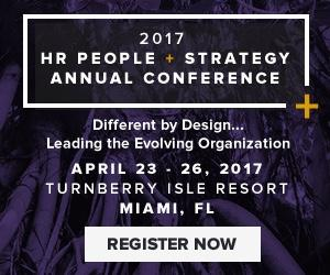 HR People + Strategy Annual Conference—Different by Design: Leading the Evolving Organization