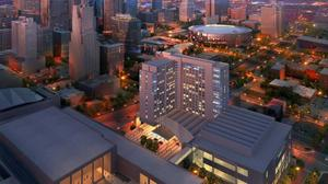 Developers of $310M convention hotel share new look
