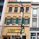 Two Main Street buildings hit the real estate market