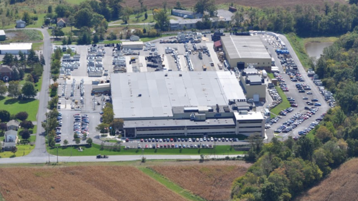 Carroll County manufacturer to expand facility, add 125 jobs