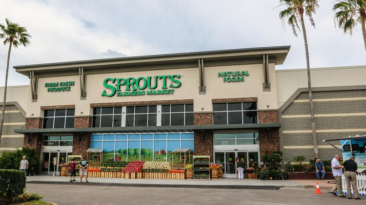 Sprouts Farmers Market in Clearwater has an opening date