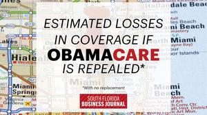 If Obamacare is repealed and not replaced, here's how many Floridians could lose coverage