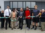 Baptist Health, NFL players take over athletic training facility (PHOTOS)