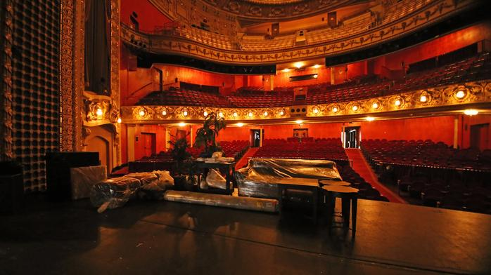 Steinhafels helping redesign Pabst Theater's backstage with partnership
