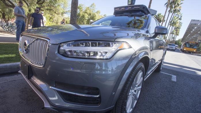 Experts say Uber's fatal self-driving car crash was inevitable and more standards are needed (Video)