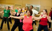 No. 10 (Companies 1,500-4,999): The City of Alexandria offers after-work Zumba classes for employees.