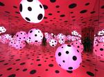 ​Hirshhorn extends hours after bringing in thousands for Kusama exhibit's first week