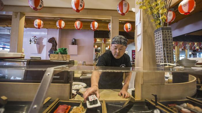 Photos: Small businesses live large in tiny Los Altos