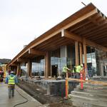 Sneak peek: Pike Place Market MarketFront Expansion is gaining ground (Photos)