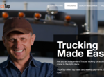 Need a dump truck? This Tewksbury startup can help grease the wheels