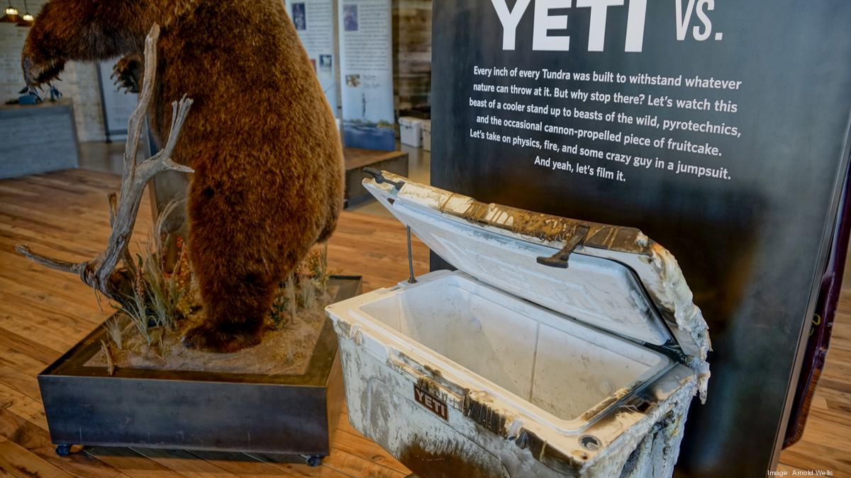 Austin's Yeti Coolers steps up to NYSE but cuts offering