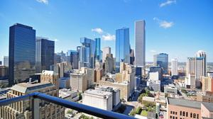 This is the state of residential development in downtown Houston
