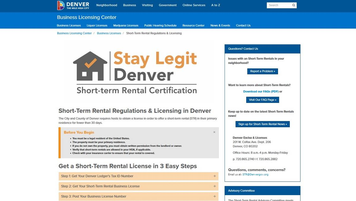 9News: Denver goes after short-term rental owners on Airbnb