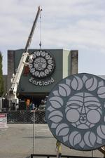 'Rising Sun' signs at Charlotte's Eastland Mall come down (PHOTOS)