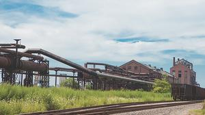 Industrial wasteland no more: Erie County to redevelop Bethlehem Steel site