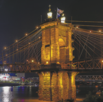 Roebling Suspension Bridge may be closed until June