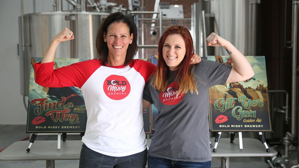 Bold women take stage at Charlotte brewery