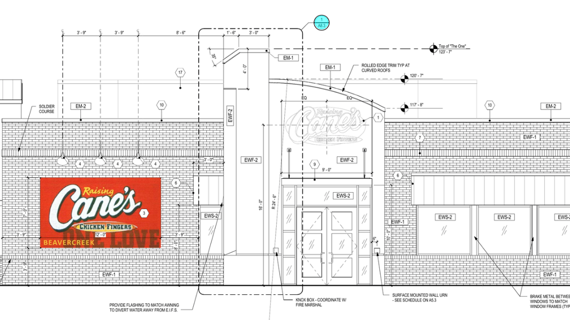 Raising canes plans 2nd dayton area store in beavercreek dayton raising canes plans 2nd dayton area store in beavercreek dayton business journal malvernweather Images