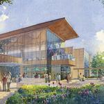 Florida Hospital, foundation plan 80,000 SF wellness center