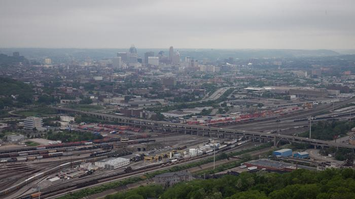 Cranley unveils plan for Western Hills Viaduct replacement