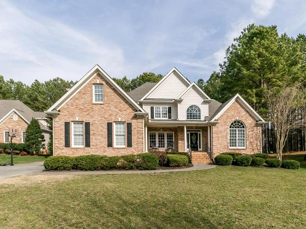 Home of the Day: Custom Home on Private, Wooded Lot