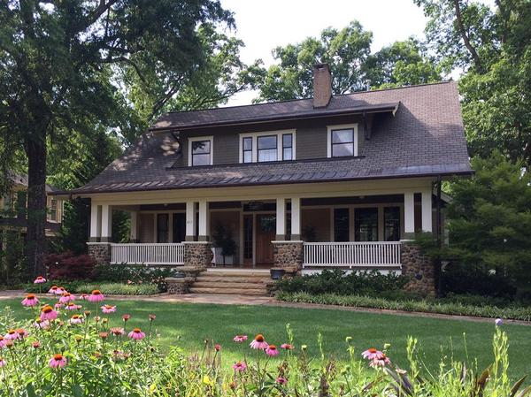 Restored Berry=Brown-Tax house