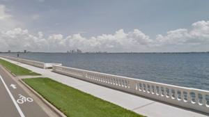 Bayshore Boulevard in Tampa