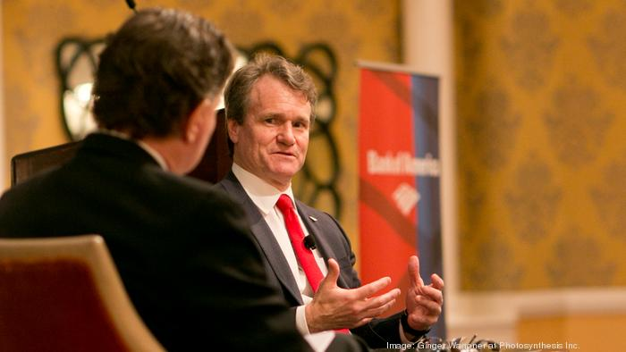 HB2, Bono and more: Takeaways from a discussion with Brian Moynihan