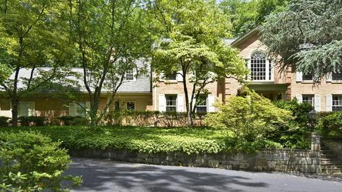 Stunning Brick Colonial on Lush 2 Acres