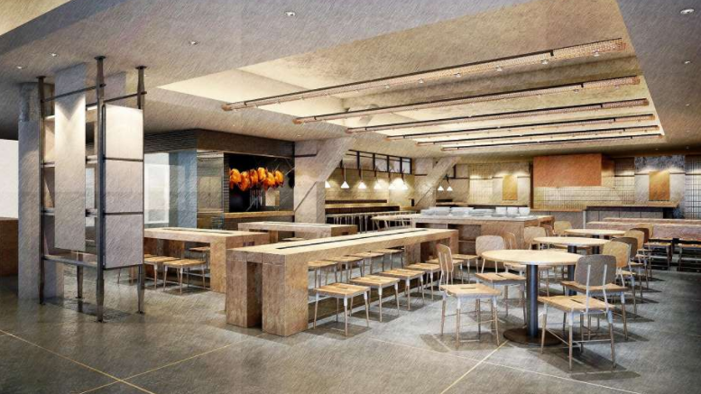 Huge San Francisco China Live Food Hall To Open Next Week