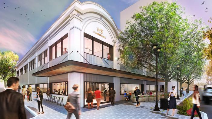 Historic downtown Winston-Salem building will have restaurant, retail, offices