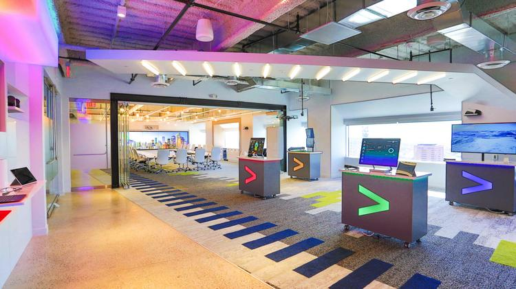 Accenture opens innovation center in houston more planned for Accenture seattle office