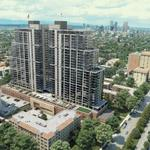 Controversial 32-story West Wash Park apartment complex nears completion