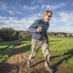 How running trails helps Synaptics CEO Rick Bergman run a business