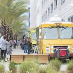 Have food trucks changed the landscape of Downtown's culinary scene?