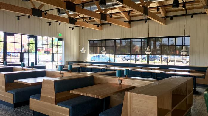Sam Fox's new restaurant Doughbird gets opening date, hiring 120