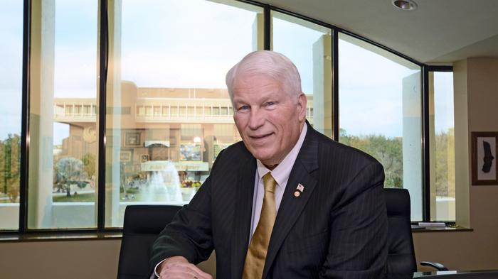UCF shortlists presidential candidates to 4
