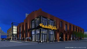 Hammerjacks eyes late 2017 opening after winning city design approval
