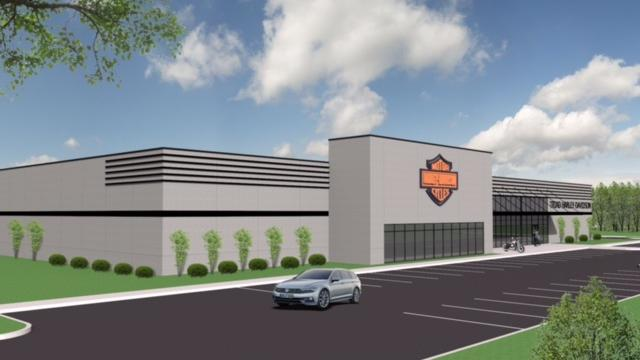 Harley-Davidson of Greensboro plans to relocate to new facility to