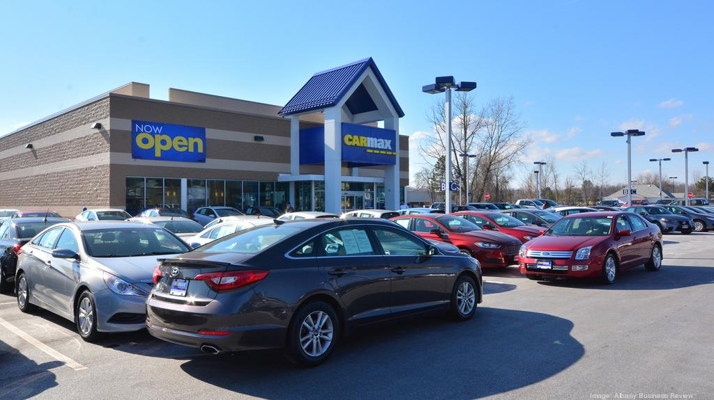 Where Is The Closest Carmax >> Carmax Opens On Central Avenue In Albany Ny Albany Business Review