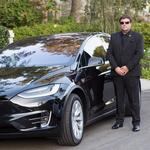 <strong>Morgan</strong> <strong>Freeman</strong> went from client to investor in this Tesla-only black-car service