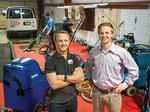 Good To Be Clean's growth indicative of improving small business environment