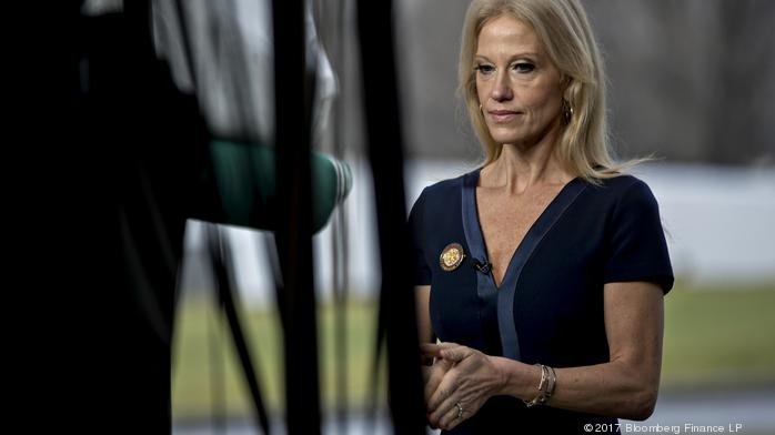Politics: Hacking Obama's fault, Conway charges