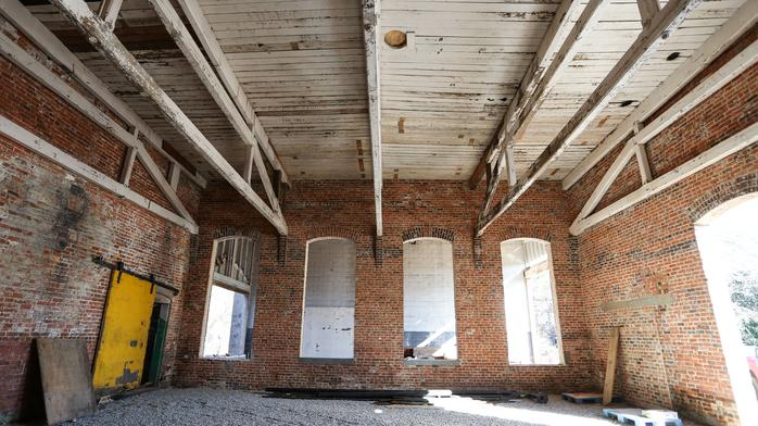 1898 Waxhaw cotton mill being converted to apartments, restaurant space (PHOTOS)
